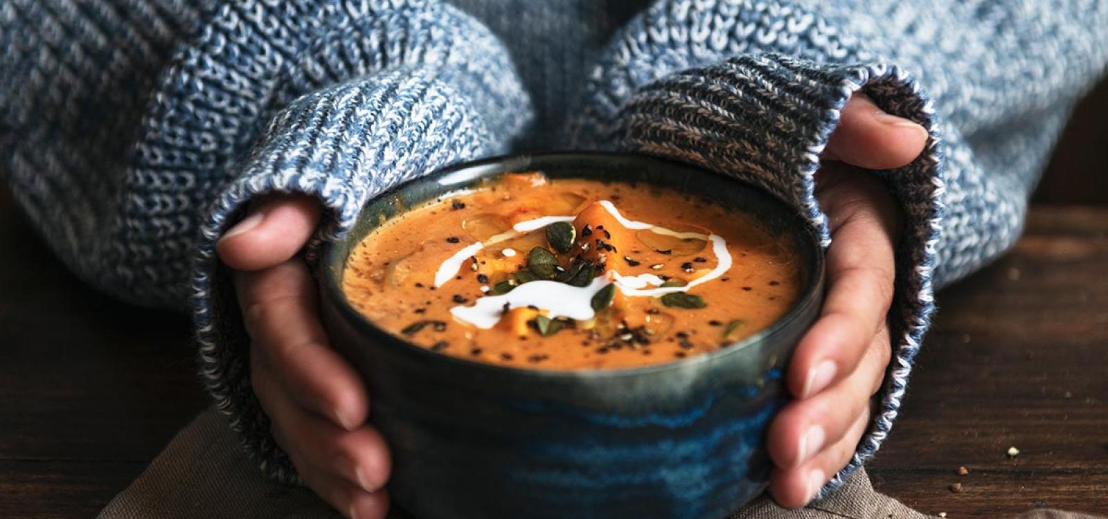 10 sugerencias nutricionales para el invierno
