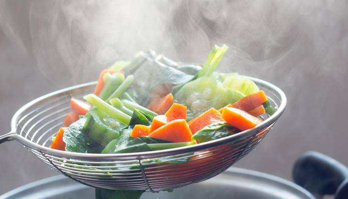 Cómo cocer o hervir los alimentos a la perfección