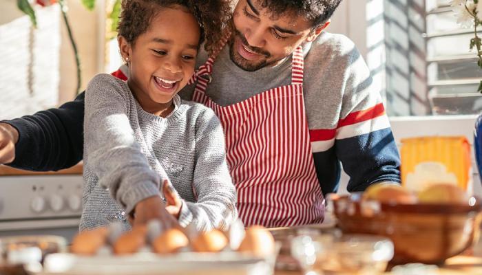 Técnicas de cocina para niños