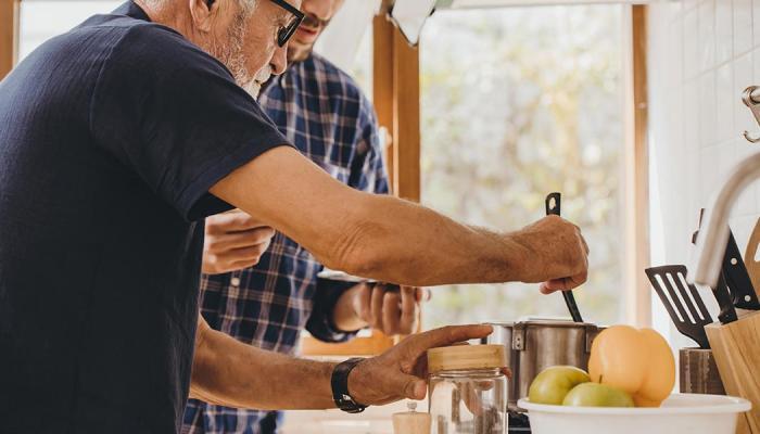 Menú para ancianos: saludable y fácil de seguir